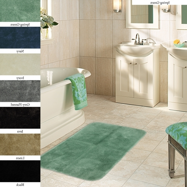 Plush 24x40 Non Skid Bath Rug Set Rug Sets With Runner Pictures 76
