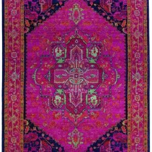 Purple Persian Rug