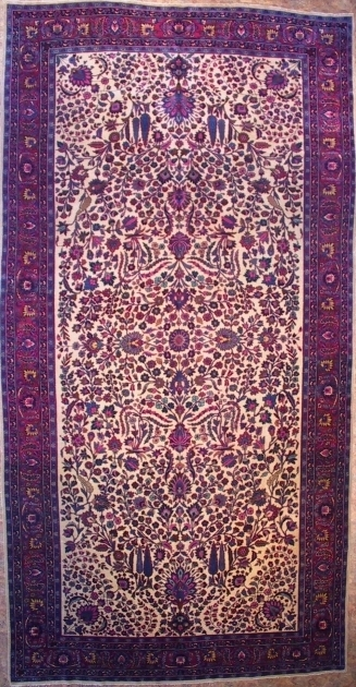 Purple Persian Rug Oriental Rugs Picture 25