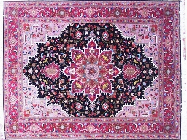 Purple Persian Rug Pink Oriental Rugs Persian Carpets Wool Images 75