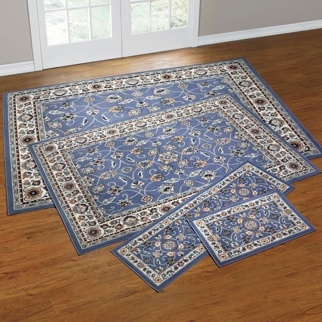 Rug Sets With Runner Floral Vine 4 Pc Rug Set Area Rugs Picture 72