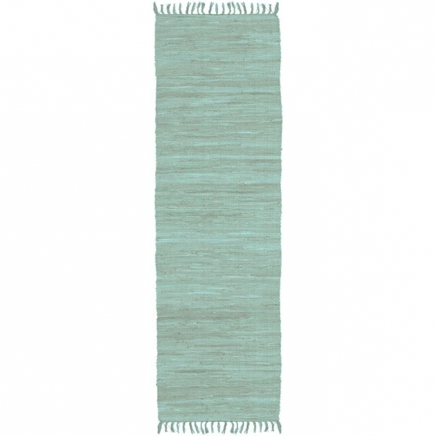 Teal Rug Runner Easy Home Delaney Teal 1 Ft 10 In X 6 Ft Images 50