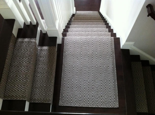 Washable Rug Runners Stair Runner Installations Photos 08