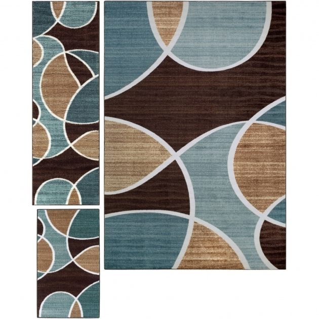 3 Piece Kitchen Rug Set Abstract Ideas Image 71