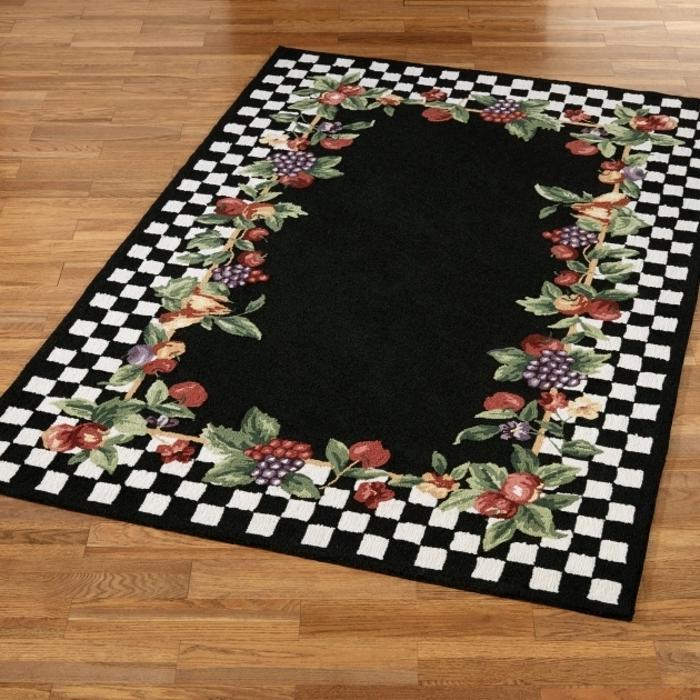 Apple Rugs For Kitchen Decor Ideas Image 15