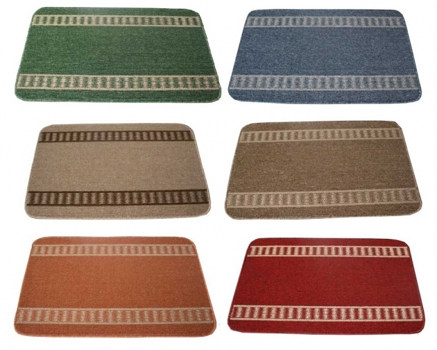 Athena Machine Washable Kitchen Rugs Door Mat Runner Beige Blue Red Terracotta Brown Green Picture 73