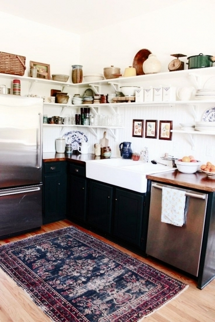 Corner Rugs For Kitchen Ideas Image 47