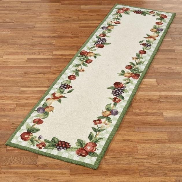 Fruit Kitchen Decor Apple Rugs For Kitchen Image 22