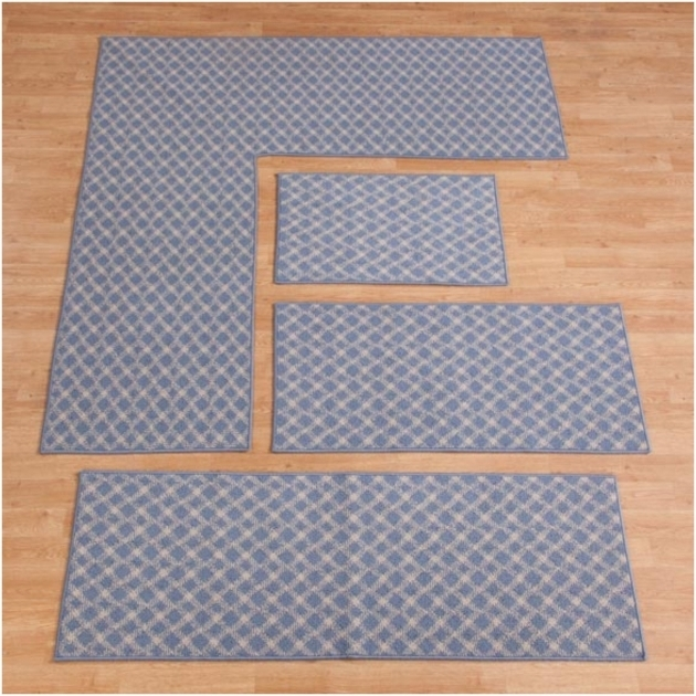 L Shaped Kitchen Rug Floor Mat Photo 41