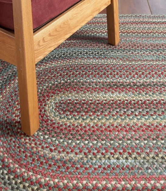 LL Bean Braided Rugs Home Colors Picture 20