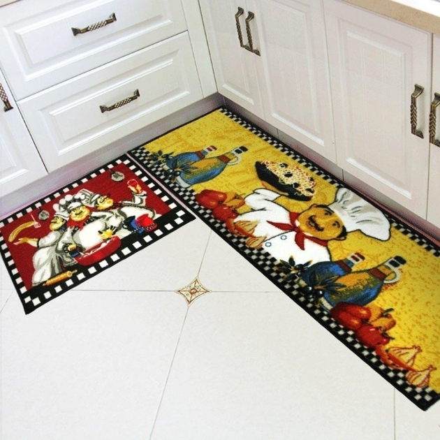 Machine Washable Kitchen Rugs For Wood Floors Set 2pcs 1 3x2 0 1 3x4 0 Pictures 89