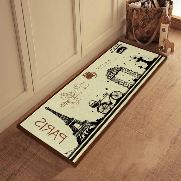 Machine Washable Kitchen Rugs Paris Images 76