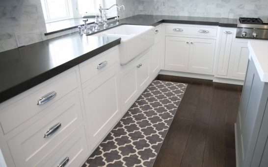 New Grey Corner Rugs For Kitchen Photos 92