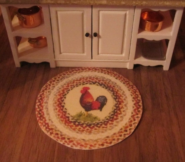 Rooster Rugs For The Kitchen Round Ideas Picture 04
