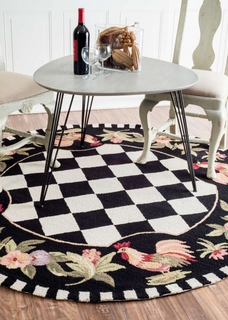 Rooster Rugs For The Kitchen Round Usa Area Rugs Contemporary Style Photos 82