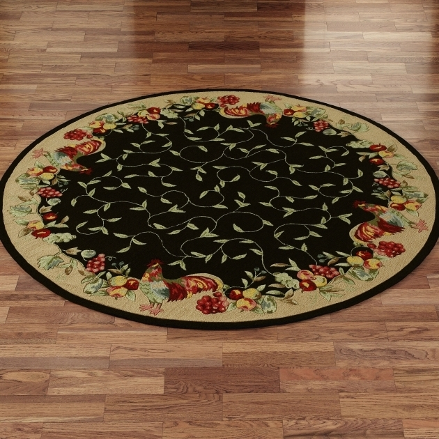 Round Apple Rugs For Kitchen Interior Design Home Remodeling Ideas Image 67