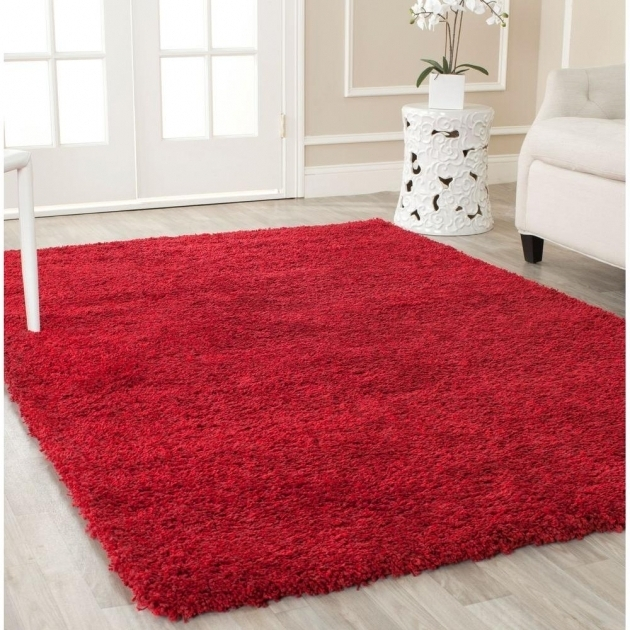 Southwestern Large Red Area Rug Image 73
