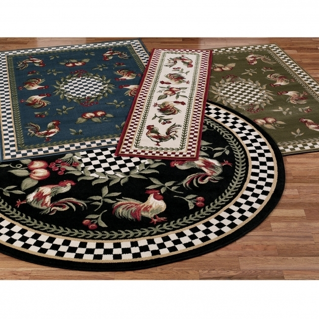 Unique Rooster Rugs For The Kitchen All Size Images 70