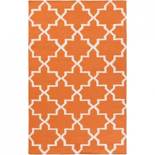 Artistic Weavers Burnt Burnt Orange Kitchen Rugs 4 Ft. X 6 Ft. Indoor Images 51