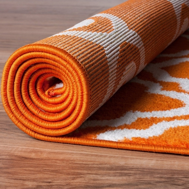 Best Accent Yellow Orange Kitchen Rugs Photos 12