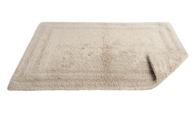Best Extra Large Bathroom Rugs 100% Cotton Image 64