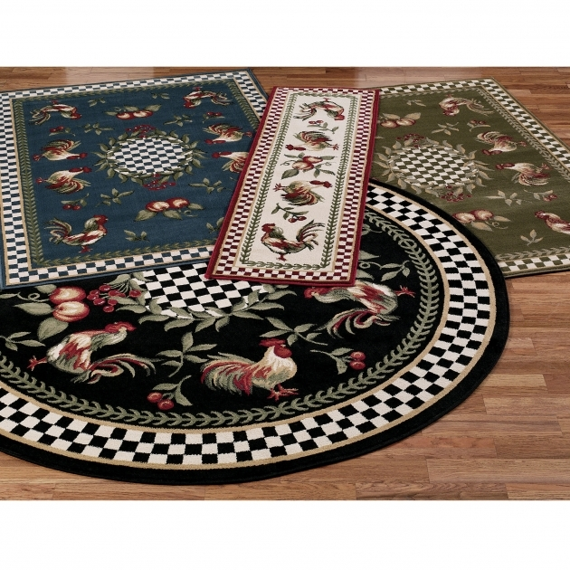 Best Rooster Kitchen Rugs Many Size Choice Pics 53