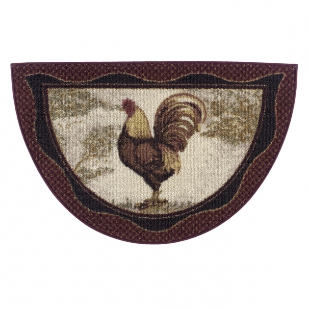 Chicken Kitchen Rugs Brumlow Mills Rooster Novelty Kitchen Rug Image 96
