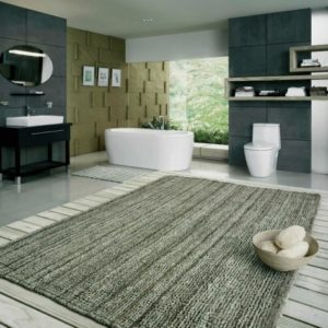 Extra Large Bathroom Rugs