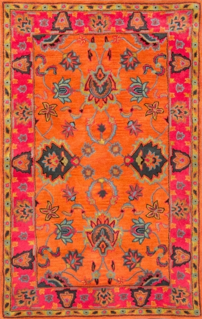 Orange Kitchen Rugs Ideas Decor Pic 21