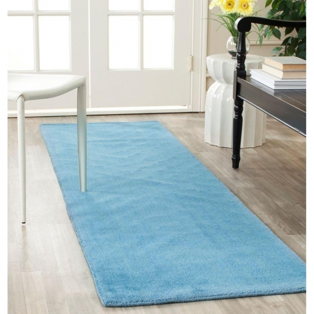 Well Woven Ruby Imagination Squares Blue Teal Runner Rug Images 44