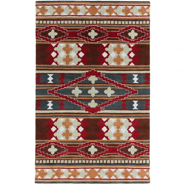 Aztec Runner Rug 3X4 Area Rug Home Depot Pictures 12