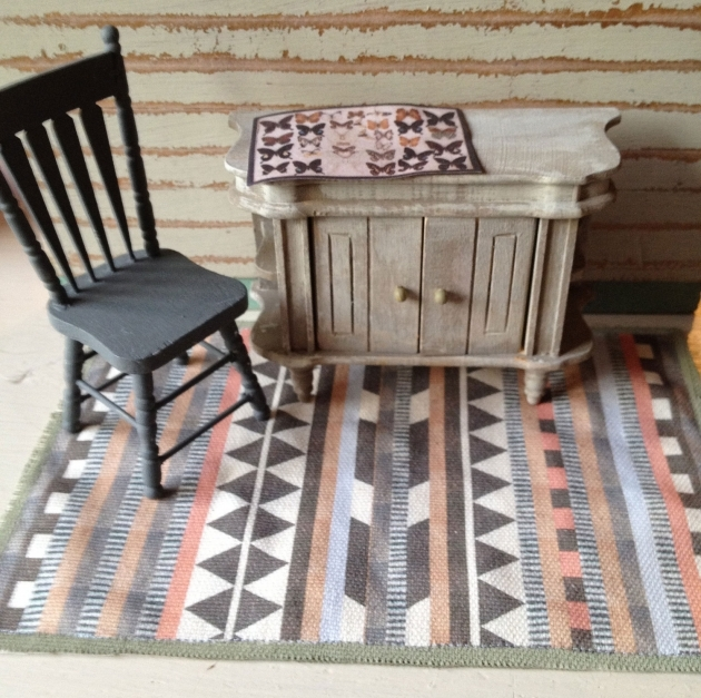 Aztec Runner Rug For Great Dining Room Pictures 67