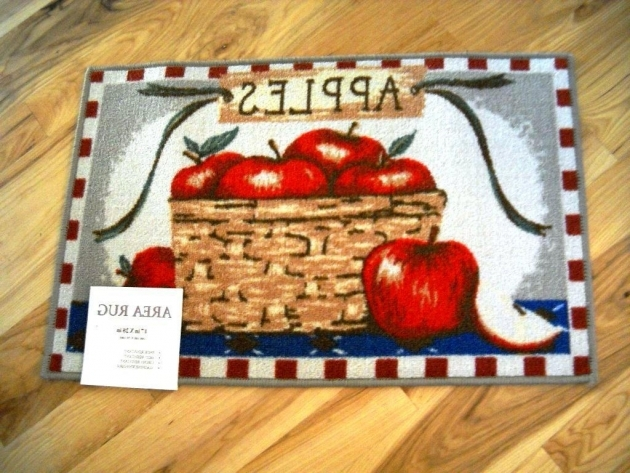 Colorful Country Apple Kitchen Rugs Pic 34