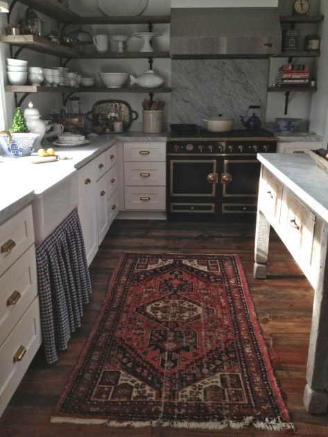 Kitchen Sink Rugs With French Kitchen Decor Photo 36