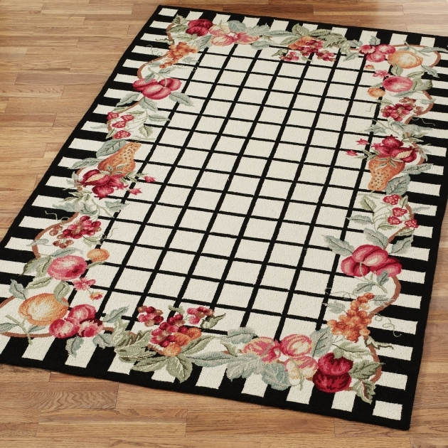 Large Kitchen Rugs  Floral Rug Design picture 38