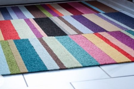 Colorful Kitchen Rugs