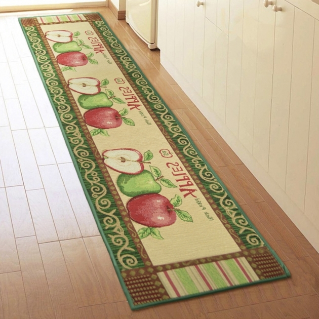 Simplistic Interior And Sunflower Apple Kitchen Rugs Yazy Vintage Photos 98
