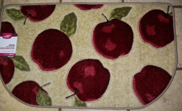 Simply Apple Kitchen Rugs Beautiful Design Slice Image 37