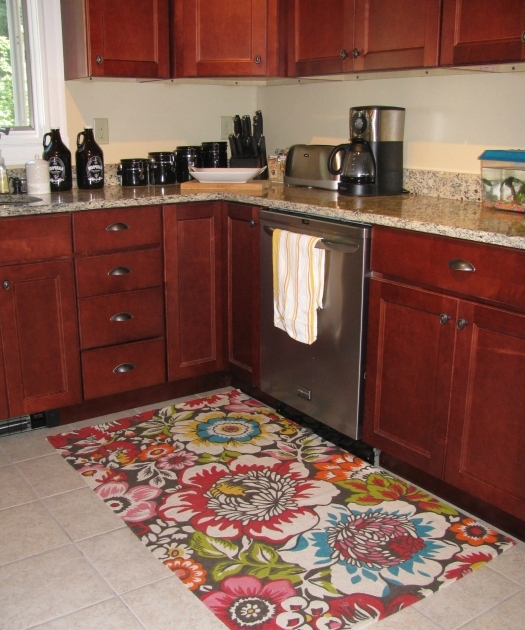 Unique Colorful Kitchen Rugs Designs Images 80