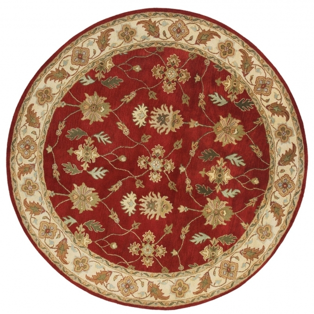 Dynamic Rugs Charisma 1403 Namix Round Persian Rugs Redivory Area picture 48