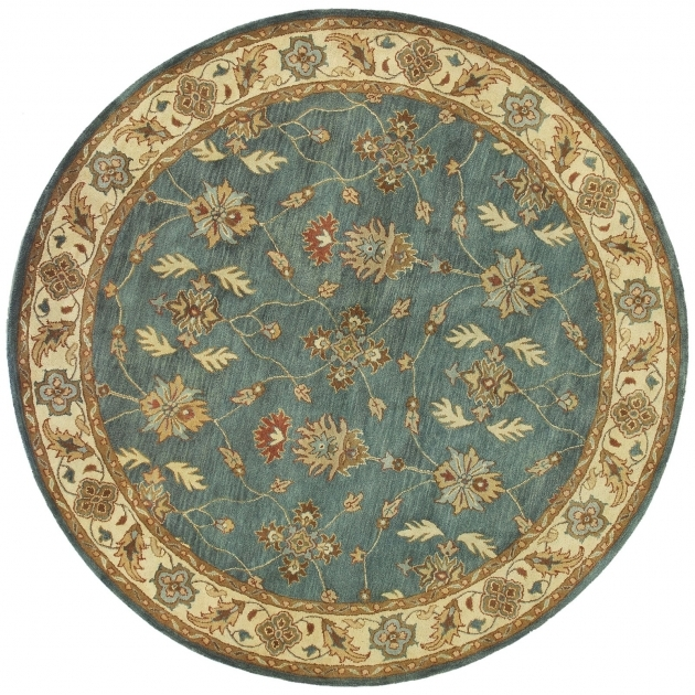 Dynamic Rugs Charisma Namix Round Persian Rugs picture 26