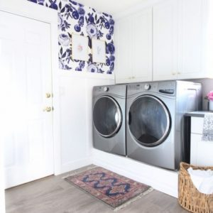 Laundry Room Runner Rug