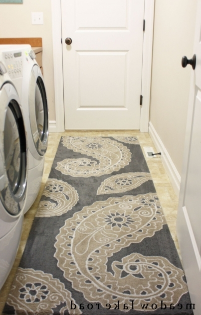 Rug Pads Are Important Small Space Decorating Laundry Room Runner Rug 52